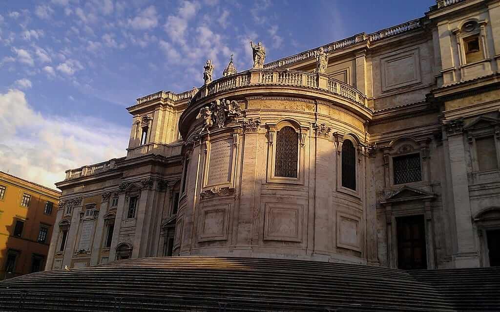 The Basilica di Santa Maria Maggiore
