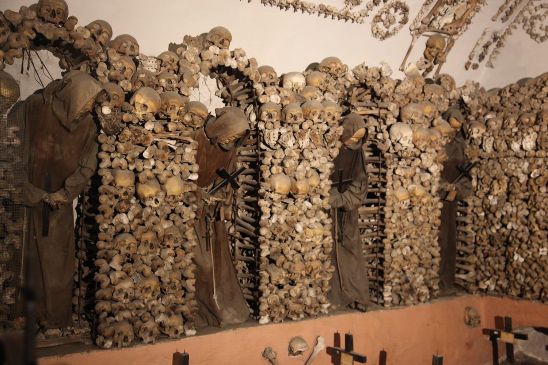 Italian Catacombs Tour