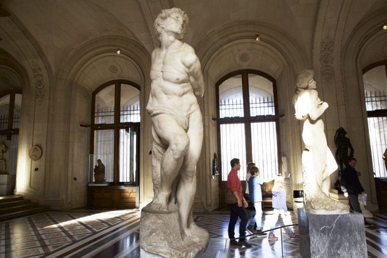 Michelangelo's Slaves are both singular artistic achievements and relics of a failed project.
