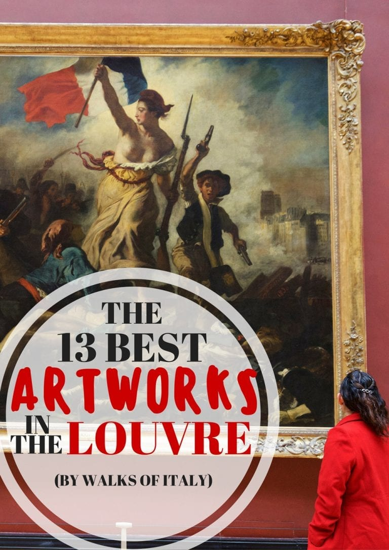 There are a lot of amazing works of art in the Louvre but here is our list of the 13 works of art that you have to see when you go.