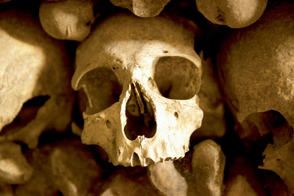 The Unbelievable Story Of The Paris Catacombs Walks Of Italy