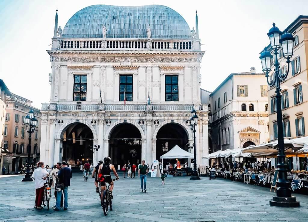 piazza della loggia brescia