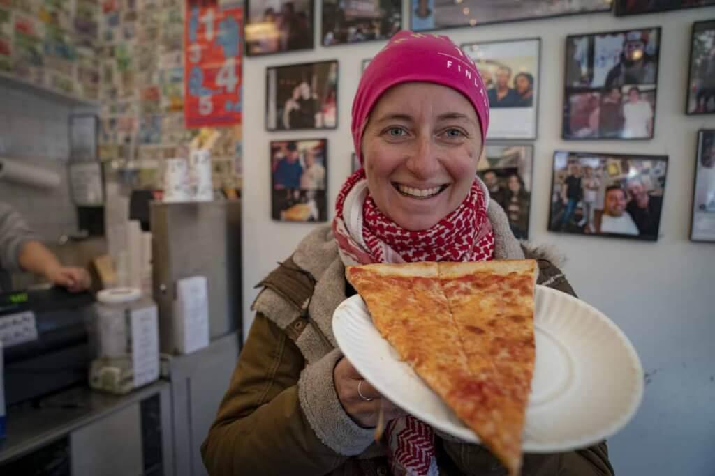 Magherita Ragg - Where to next? NYC