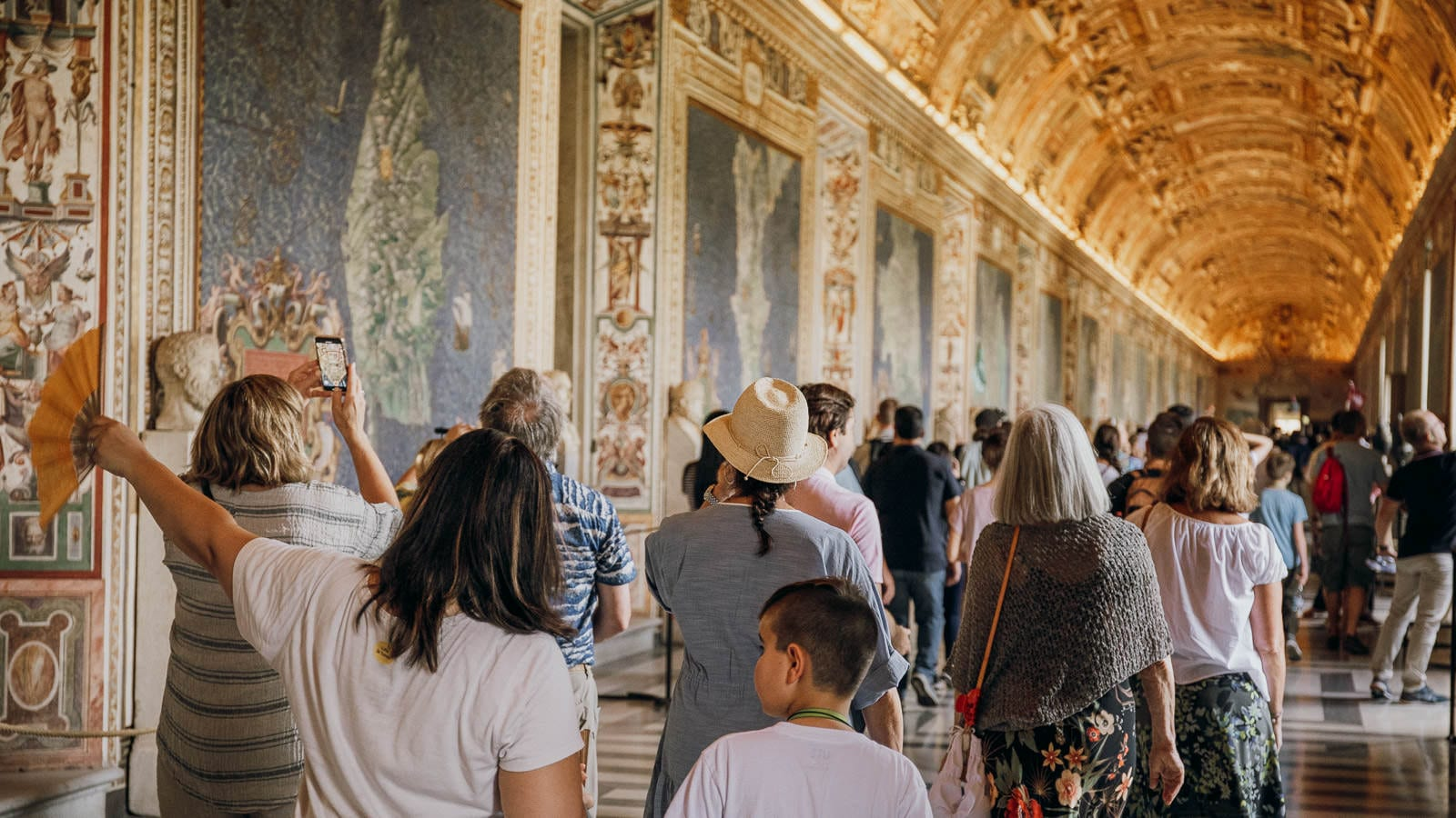 The Vatican Museums: Attraction in Rome