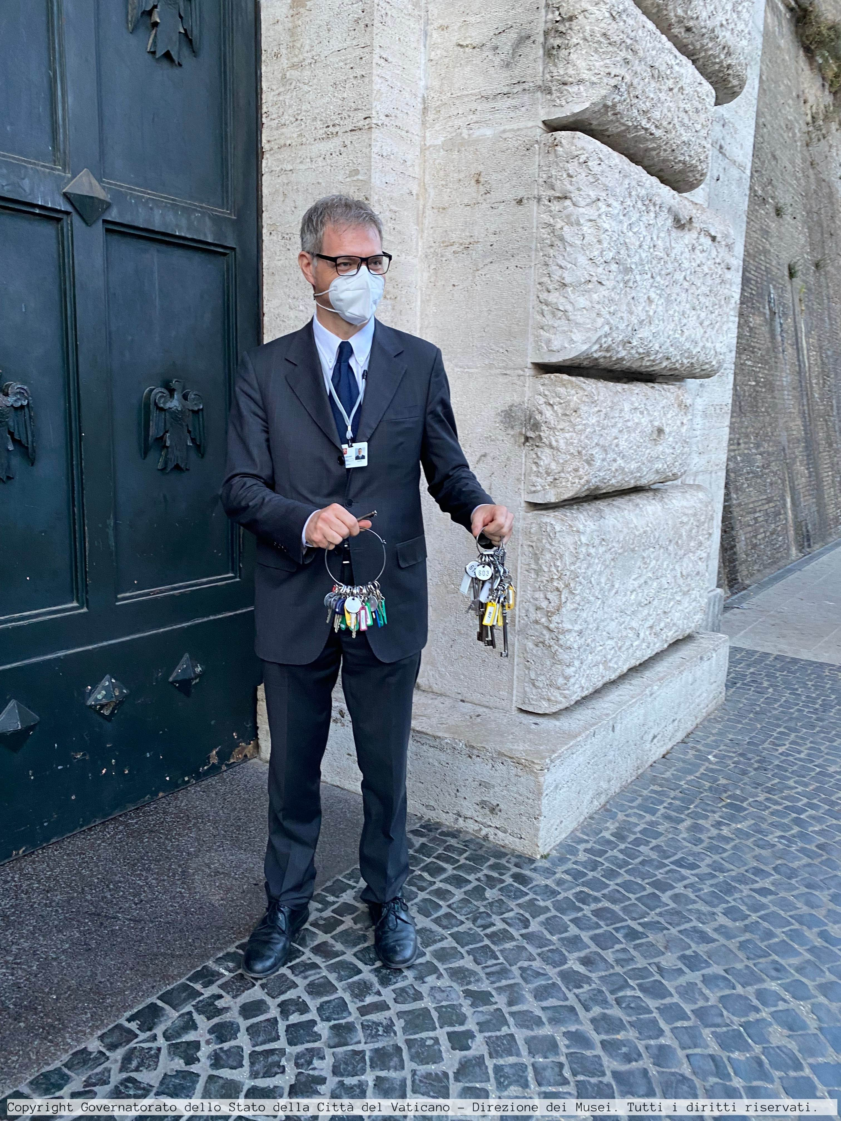 VIP Vatican Key Master's Tour: Unlock the Sistine Chapel