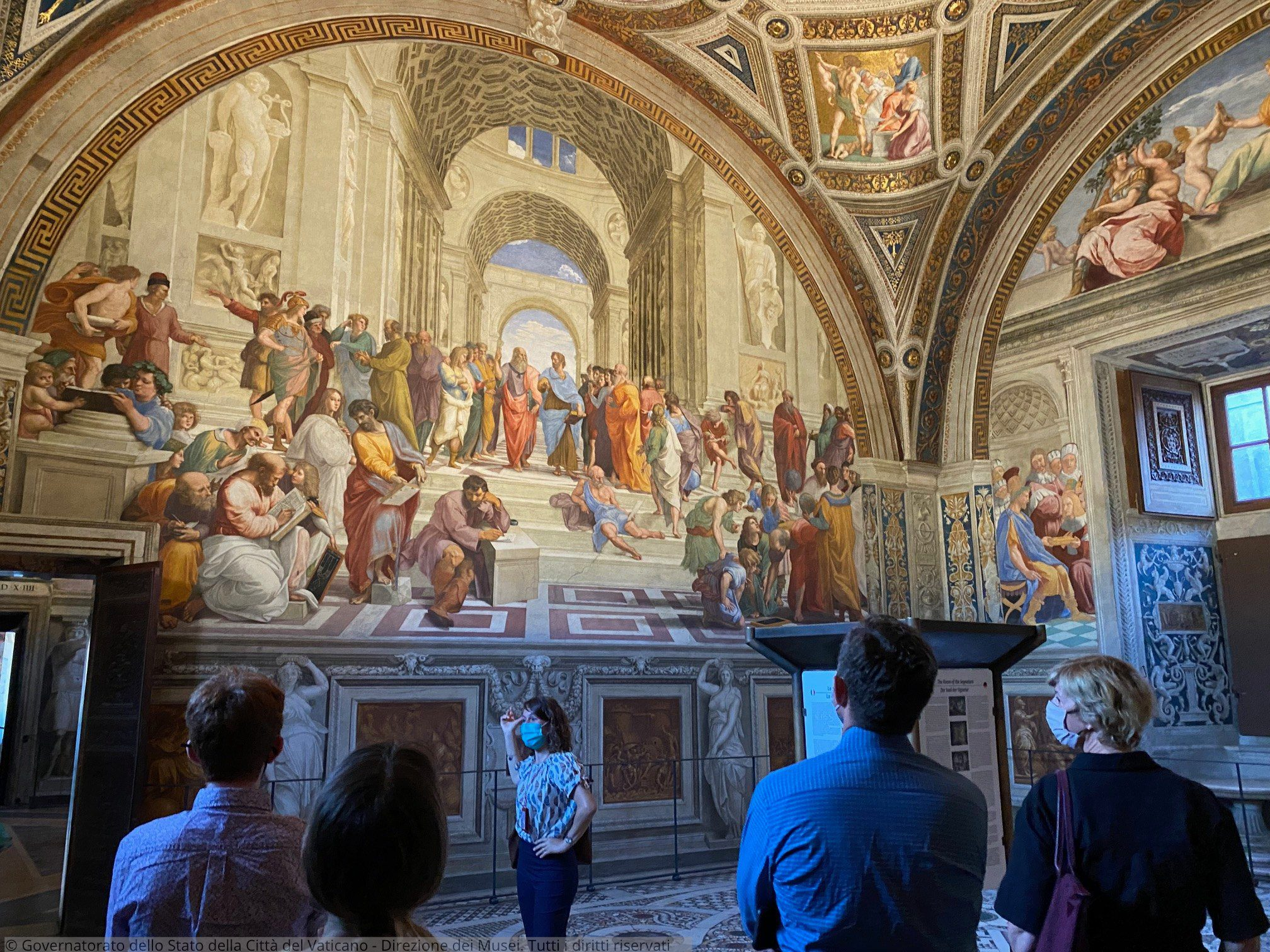 Raphael Rooms in the Vatican Museums