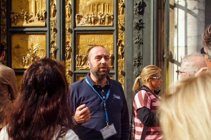 Florence Baptistery Bronze Door